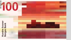 Norway's New Currency is Art